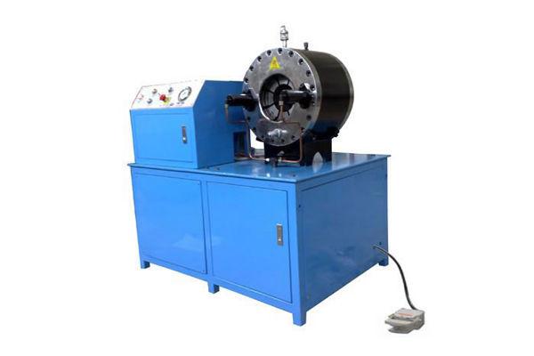Stroji za stiskanje težkih cevi